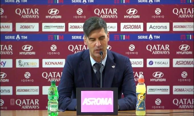 "Fonseca: ""Era fondamentale conquistare i 3 punti"""