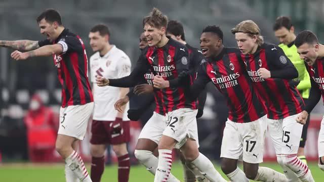 Milan Campione d'Inverno, i numeri dicono scudetto