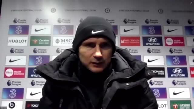 """Lampard: """"Lo striscione per me? Sostegno importantissimo, lo ripagherò vincendo"""""""