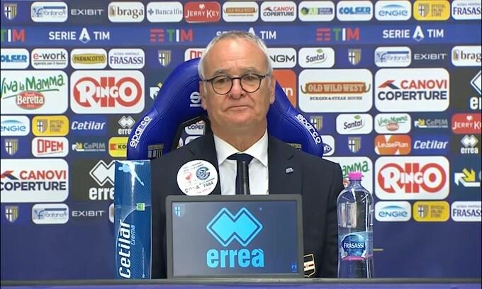 """Ranieri: """"Battere la Juve? Diamo tutto e poi vediamo"""""""