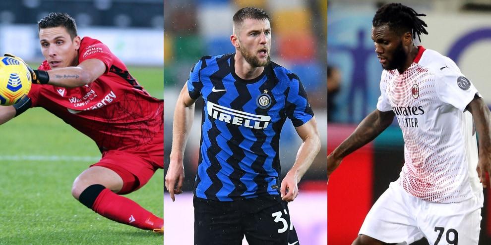 Top 11 Serie A: ecco la miglior formazione del girone d'andata