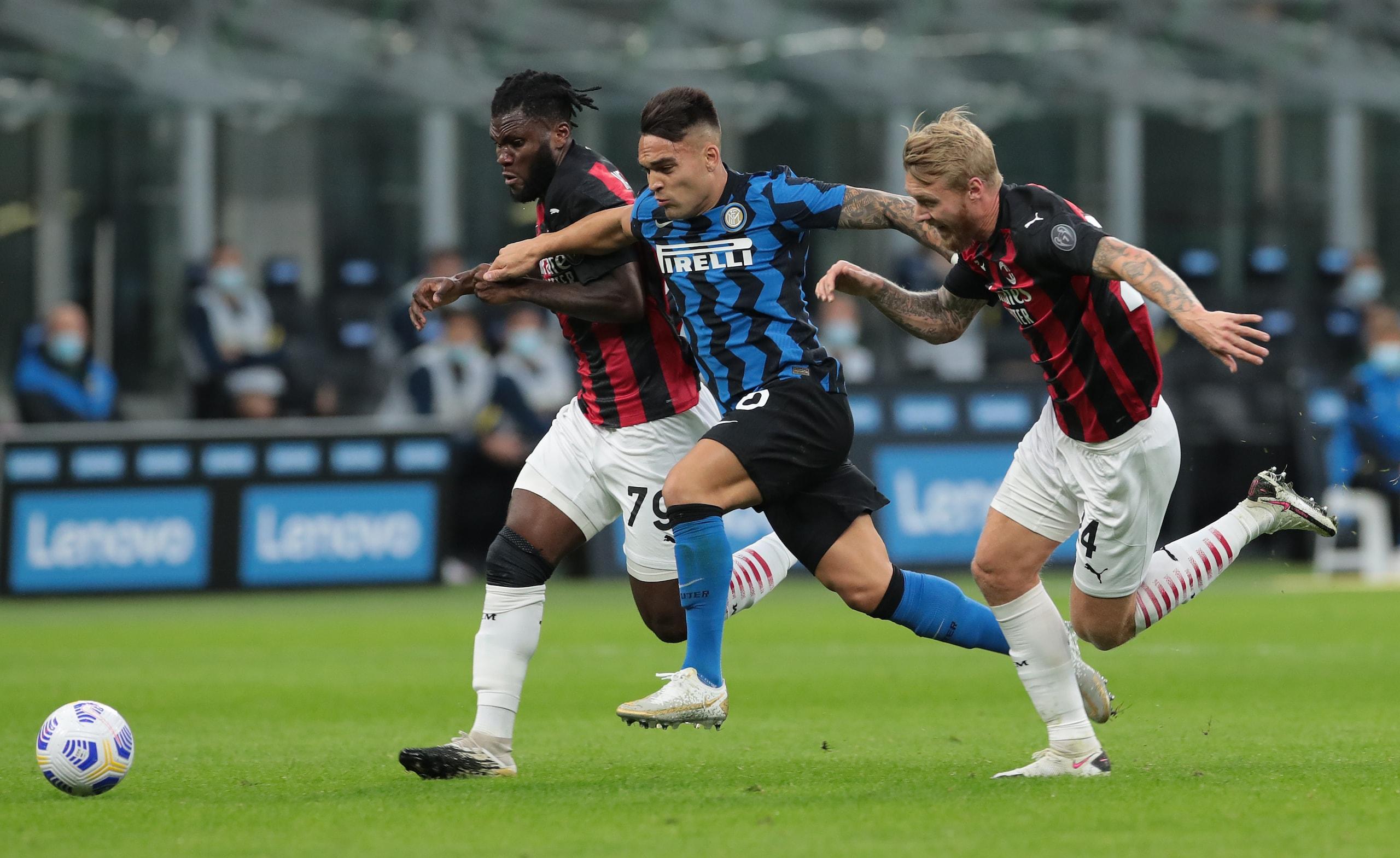 Inter-Milan: le parole di Conte e Pioli alla vigilia del derby