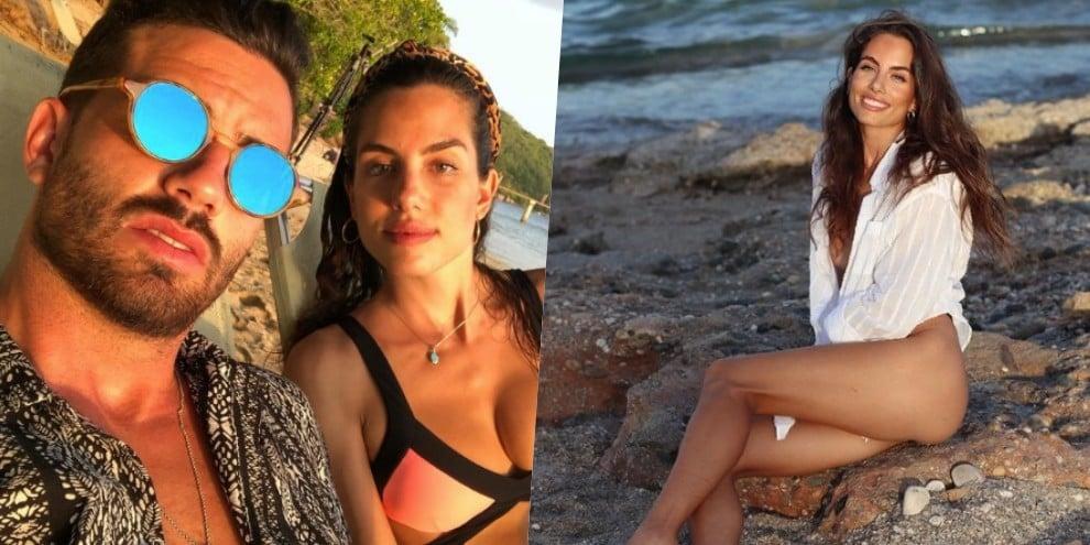Lazio, lady Musacchio incanta sui social