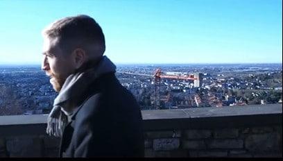 Gomez saluta Bergamo e l'Atalanta