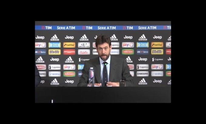 Calcio in crisi, l'allarme di Agnelli