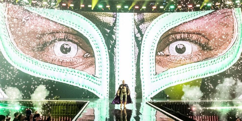Rey Mysterio, il saluto della star WWE al Corriere dello Sport