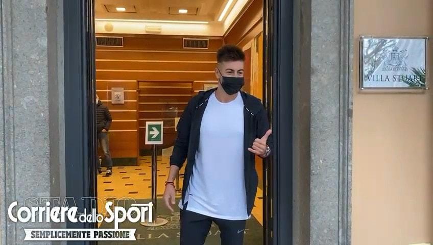 """Roma, El Shaarawy a Villa Stuart: """"Contento di essere tornato"""""""