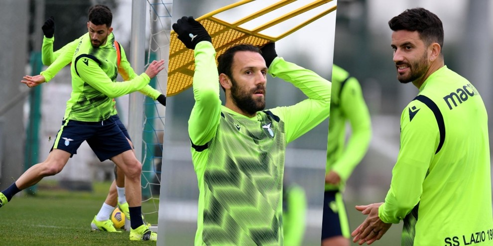 Lazio, Muriqi aiutante speciale. Musacchio, primi sorrisi