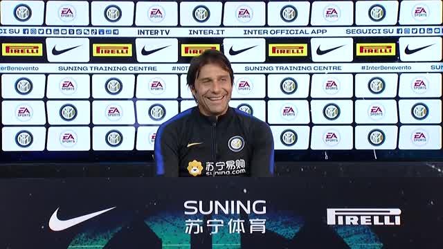 """Inter, Conte avverte Eriksen: """"Non giochiamo a rugby"""""""