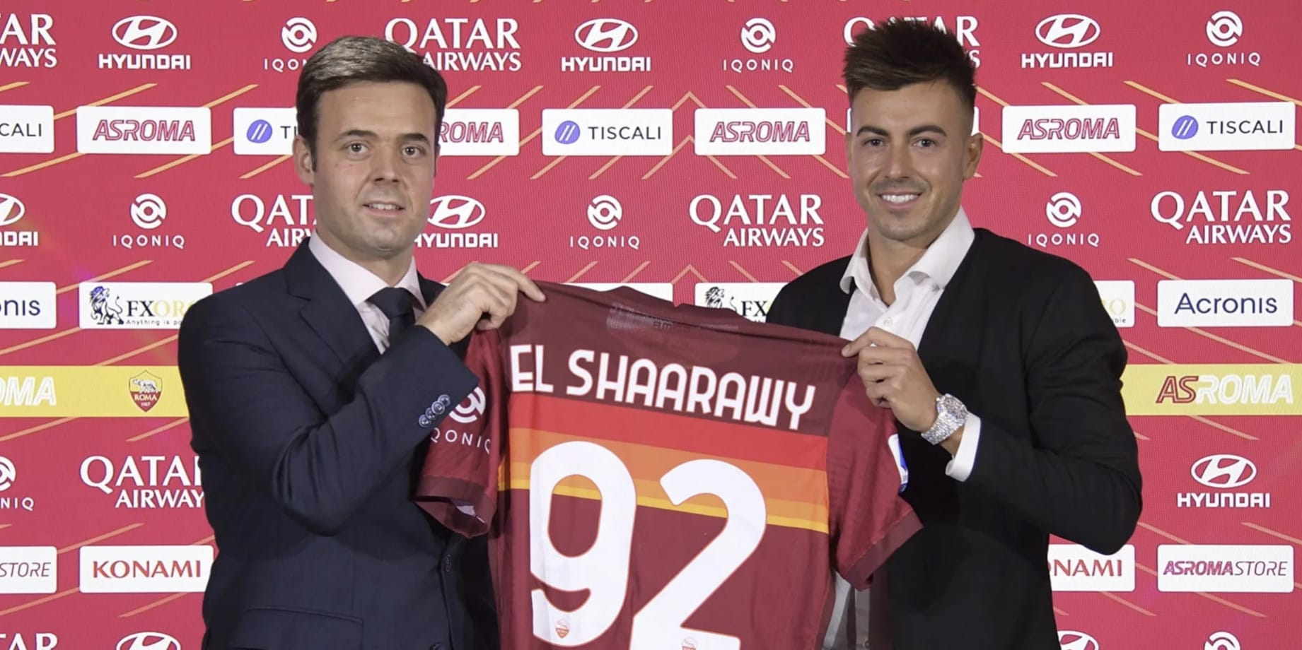 """Roma, ufficiale El Shaarawy: """"Voglio lottare per questa maglia"""""""