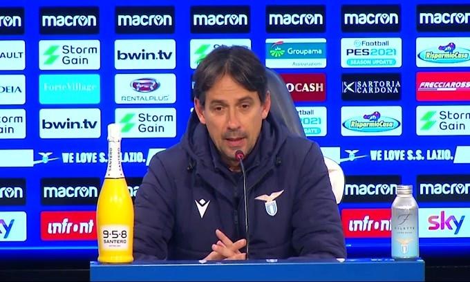 """Inzaghi: """"La mia voce? Sto avendo problemi"""""""