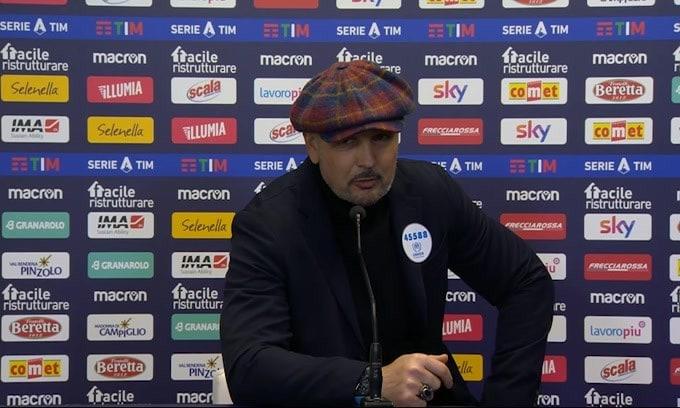 """Mihajlovic: """"Oggi Bologna meglio del Milan"""""""