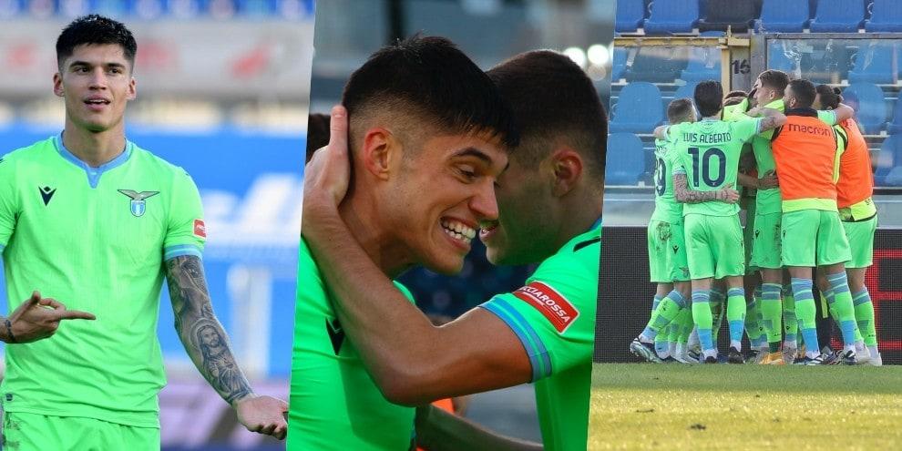 Lazio, rivincita con Marusic-Correa-Muriqi: Atalanta battuta 3-1