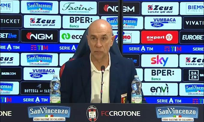 """Ballardini: """"Il Genoa ha meritato di vincere"""""""