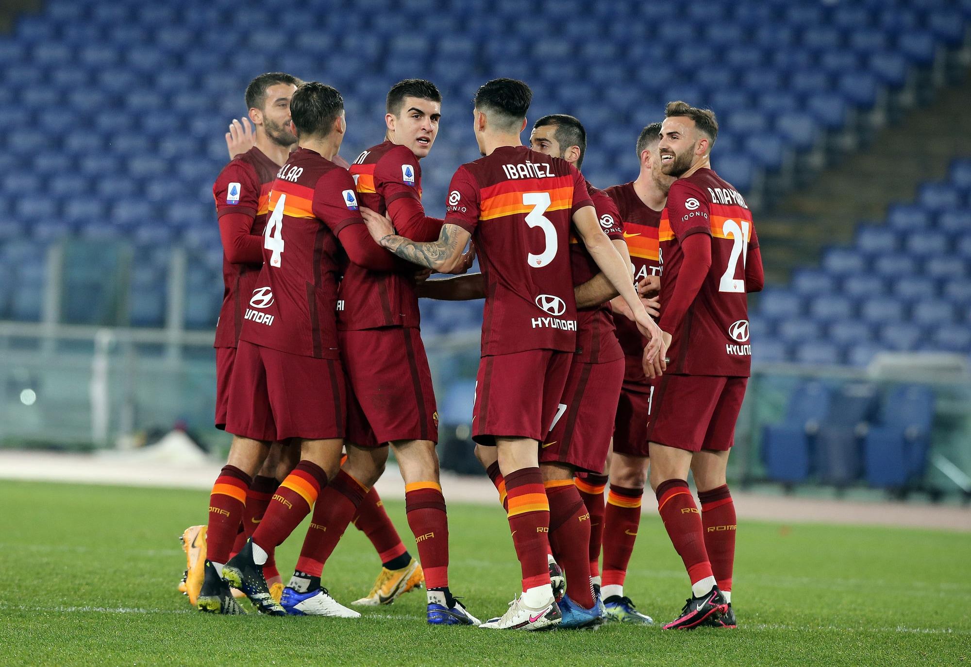 Magica Roma, tris al Verona: Fonseca si riprende il terzo posto