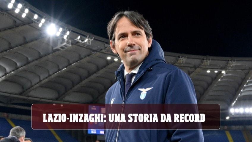 Lazio-Inzaghi: una storia da record