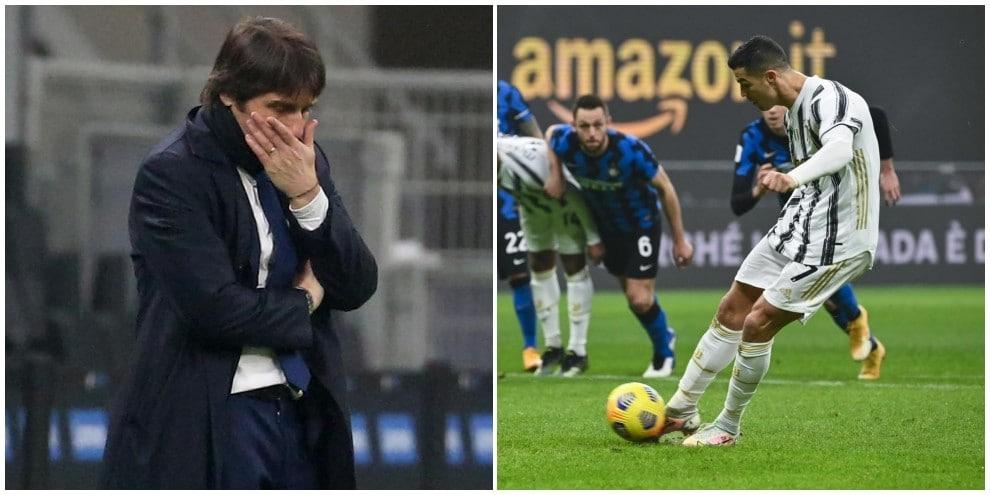 Ronaldo sbanca San Siro: la Juve batte l'Inter in Coppa Italia