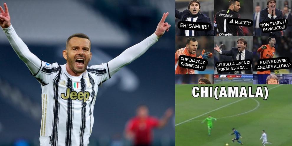 Inter-Juve, web scatenato dopo la sconfitta dei nerazzurri