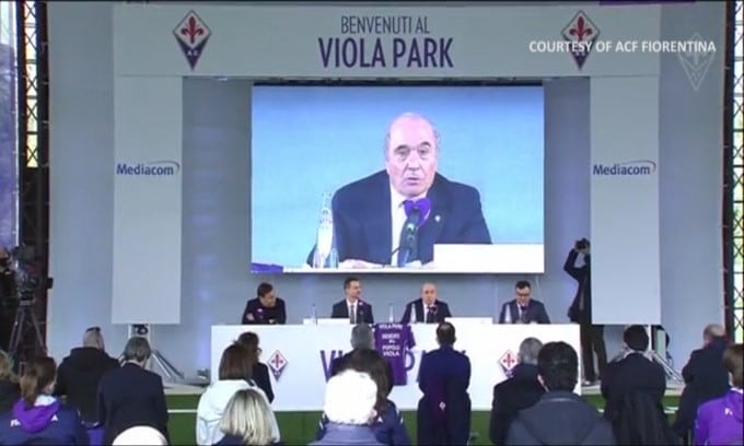 """Commisso: """"Nessuno ha speso quanto me per la Fiorentina"""""""