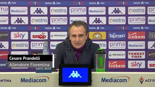 """Prandelli: """"Grande reazione ma l'Inter è troppo forte"""""""