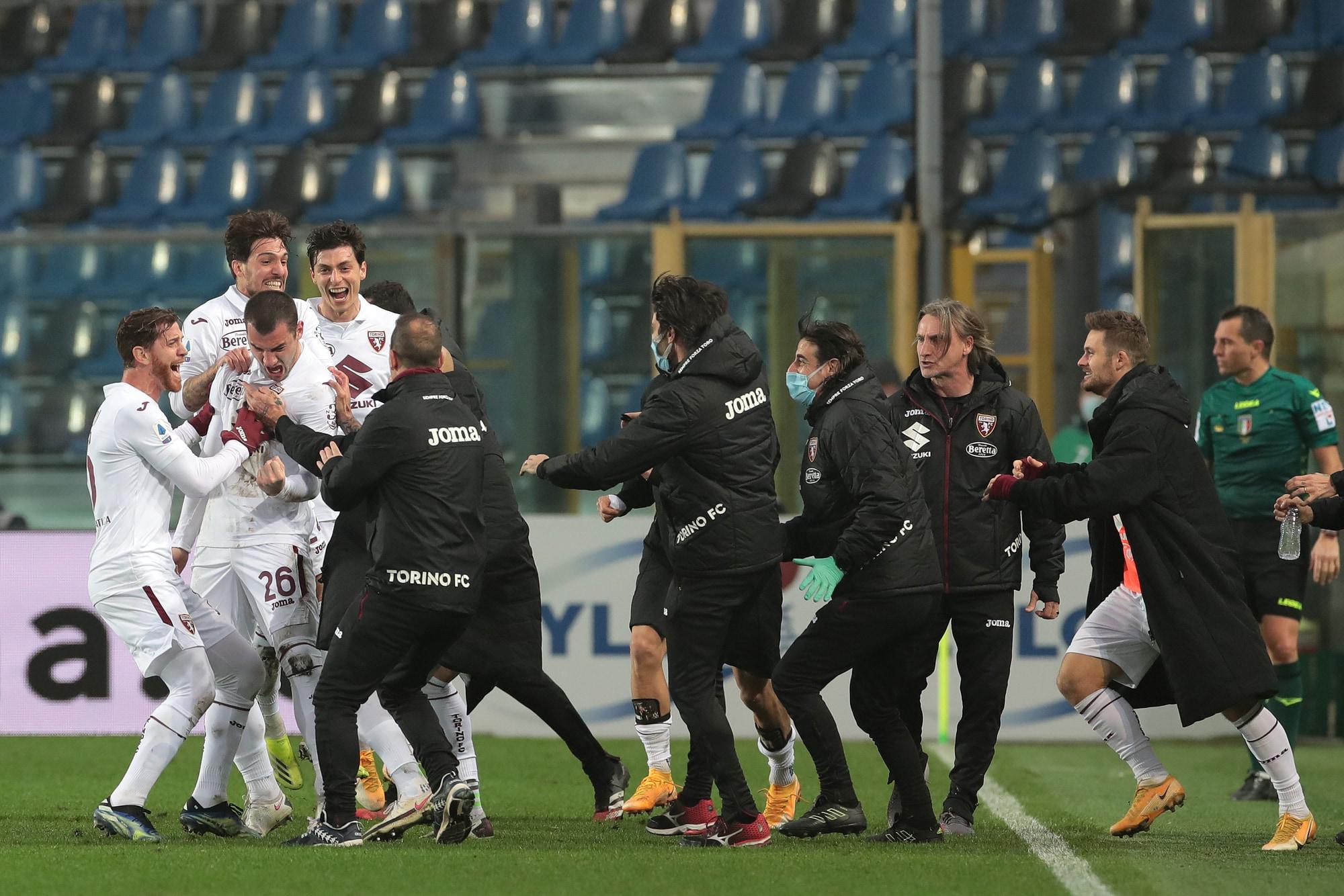 L'Atalanta si butta via: da 3-0 a 3-3 contro il Torino!