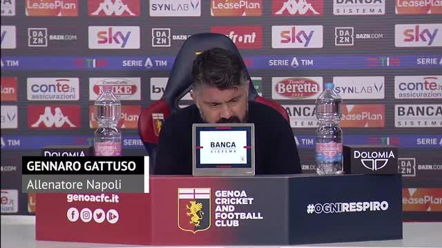 """Torna la Coppa Italia, Gattuso: """"Non è la nostra priorità"""""""