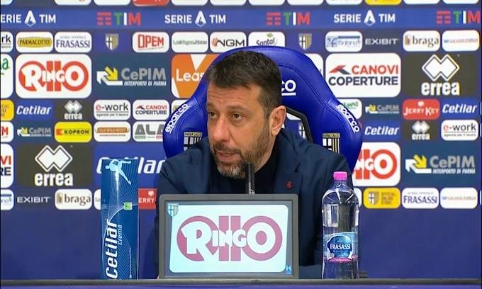 """D'Aversa: """"Ognuno di noi deve sentirsi responsabile"""""""