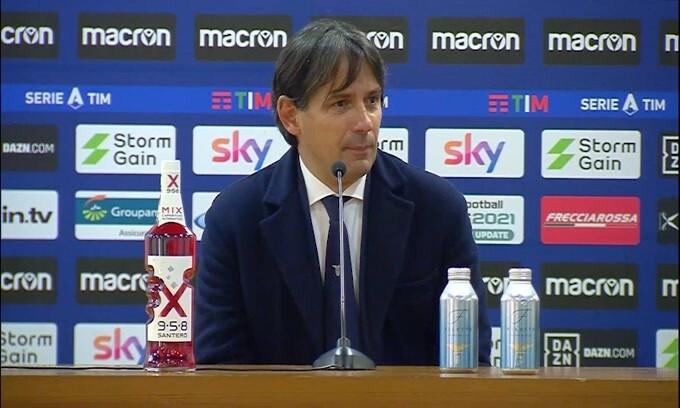 """Simone Inzaghi: """"Rinnovo? Siamo a buon punto"""""""
