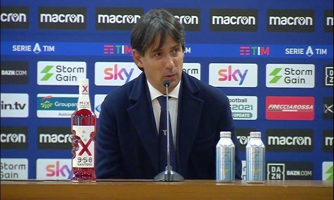 """Simone Inzaghi: """"Con l'Inter ce la giocheremo"""""""