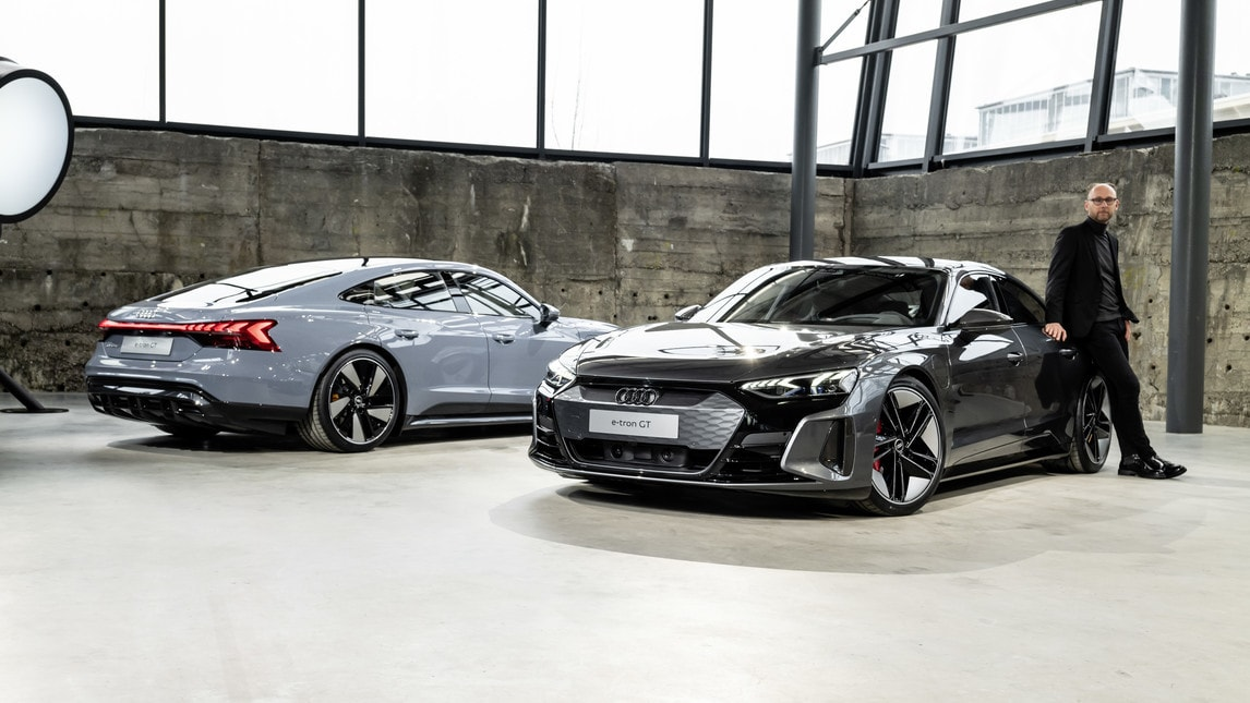 Nuova Audi e-tron GT e Audi e-tron RS GT