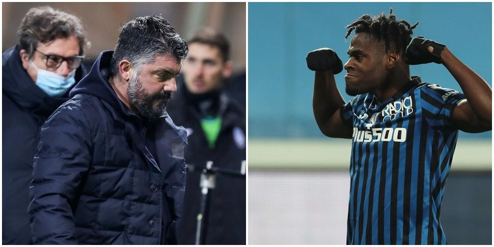 Zapata e Pessina travolgono il Napoli: Atalanta in finale di Coppa Italia