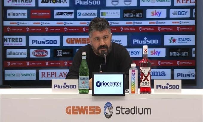 """Gattuso: """"Ho passato momenti più difficili di questo"""""""