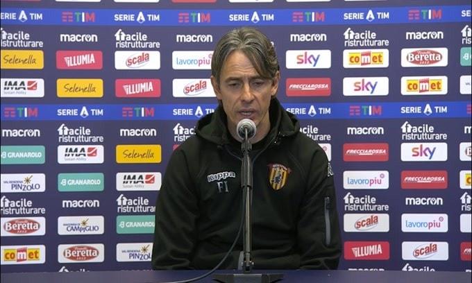 """Filippo Inzaghi: """"Dimostrato che possiamo giocarcela con tutti"""""""