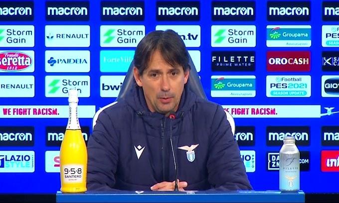 """Inzaghi: """"C'è stato un problema per Radu"""""""