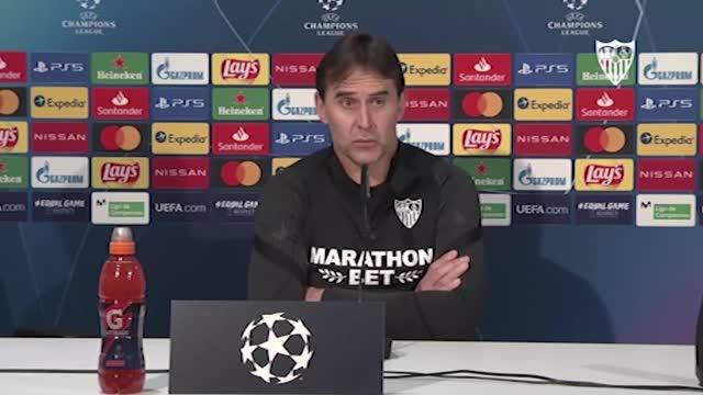 """Lopetegui: """"Il Dortmund non ha solo Haaland..."""""""