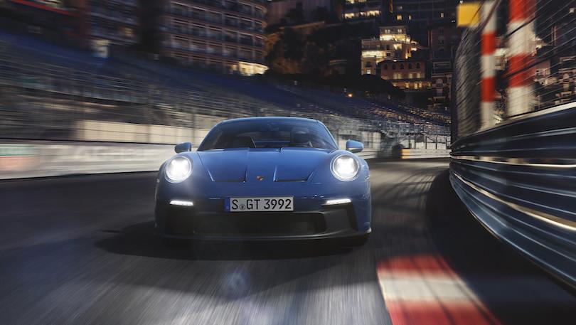 Nuova Porsche 911 GT3 2021