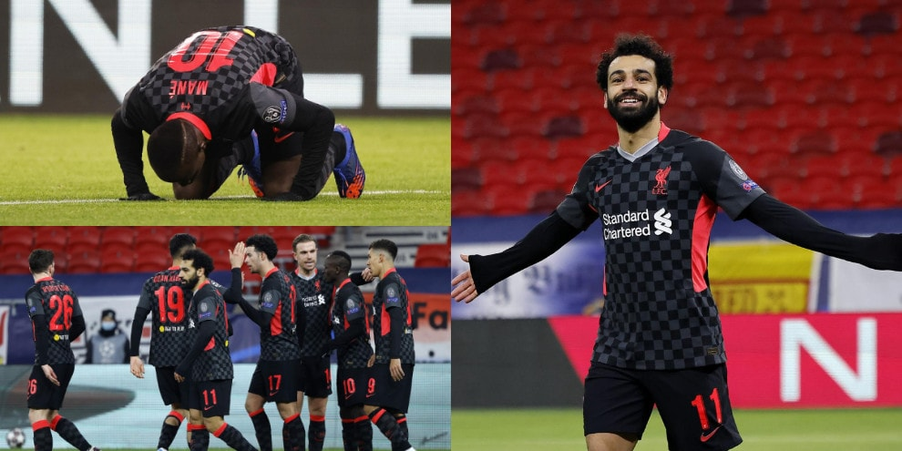Il Liverpool ipoteca i quarti. Salah e Manè abbattono il Lipsia