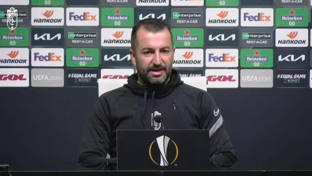 """Granada, Martinez: """"Pronti a battere il Napoli"""""""