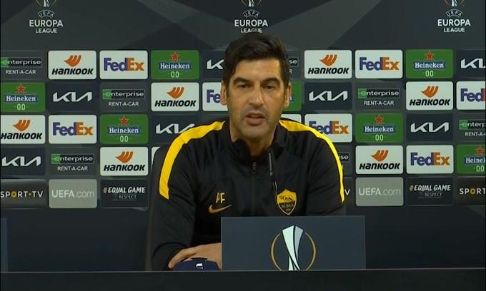 "Fonseca: ""É speciale tornare a casa"""
