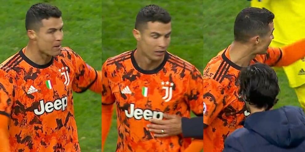 Porto-Juve, scintille nel finale: Ronaldo attacca l'arbitro