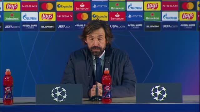 """Pirlo sul rigore negato: """"Pesa, era netto. Su Dybala e Morata..."""""""