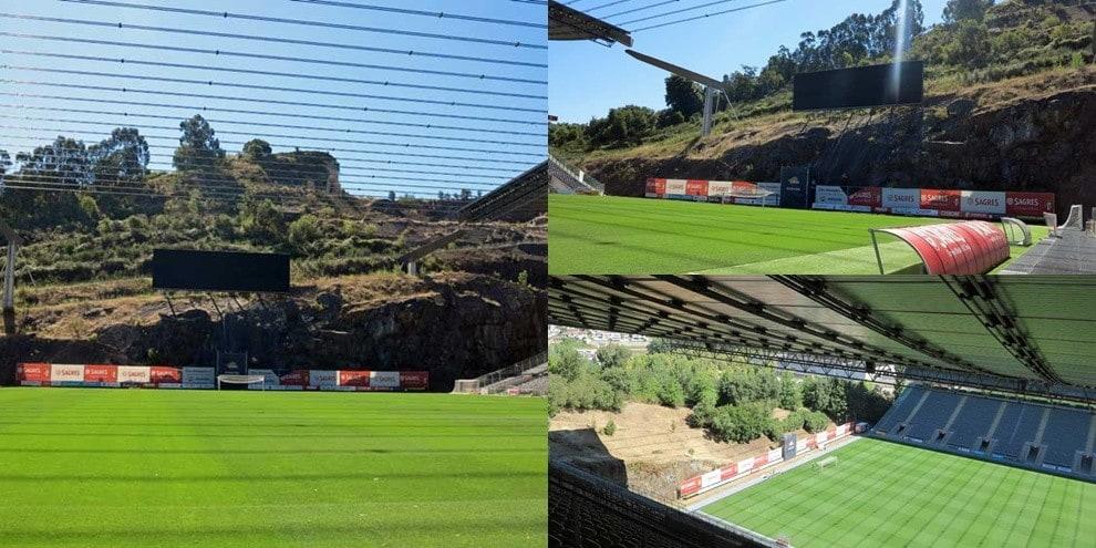 Roma a Braga, ecco l'insidia più grande: uno stadio senza curve...