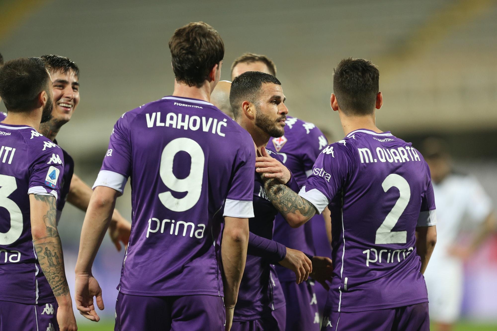 La Fiorentina torna a sorridere: tris allo Spezia e Italiano ko