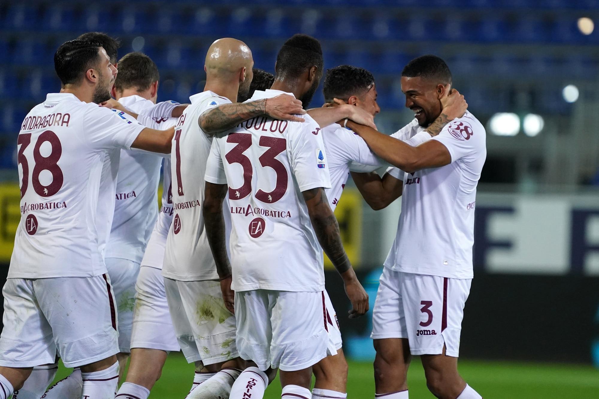 Cagliari, così è dura: Bremer fa impazzire il Torino