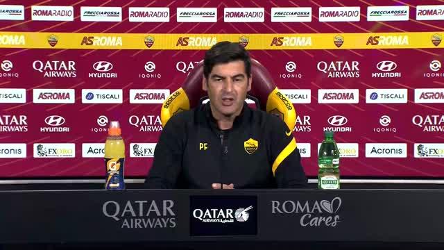 """Fonseca: """"Cristante non gioca, Smalling e Kumbulla..."""""""