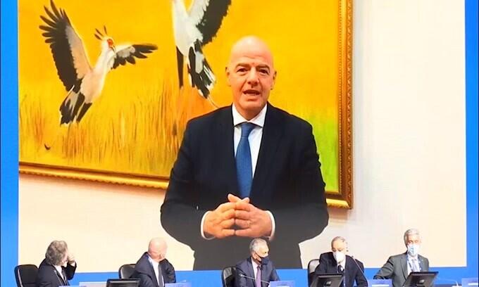 """Infantino: """"Serve una FIGC forte"""""""