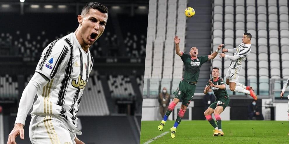 Juve, Ronaldo vola e fa doppietta: è Air CR7!