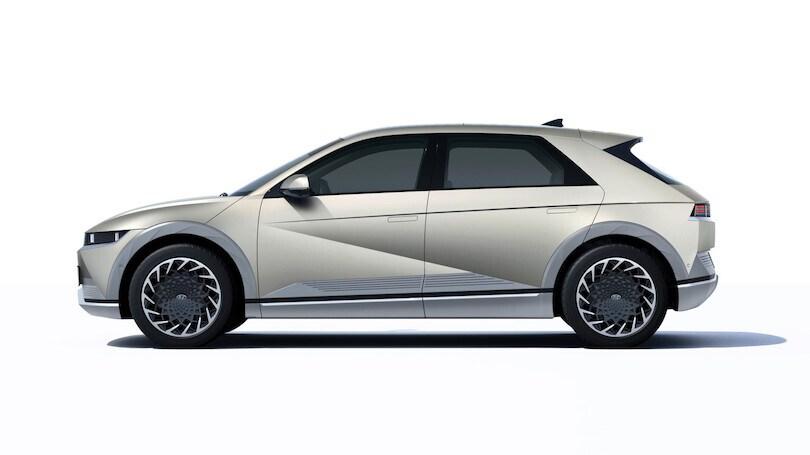 Ioniq 5, ecco il debutto del nuovo brand Hyundai