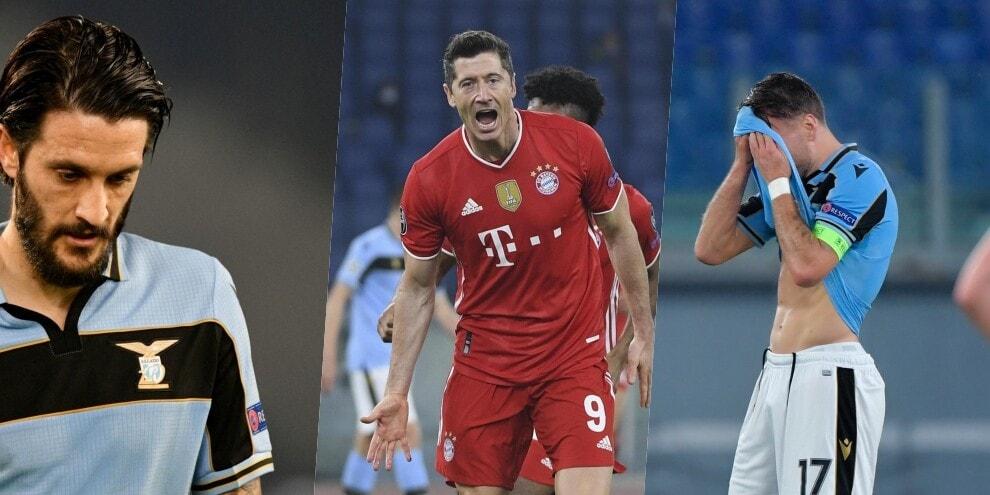Lazio, troppo Bayern Monaco: il gol di Correa non basta
