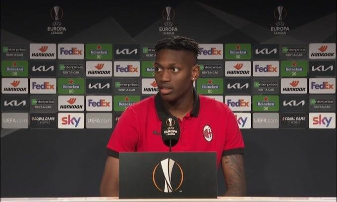 """Leao: """"Noi siamo il Milan e giochiamo sempre per vincere"""""""